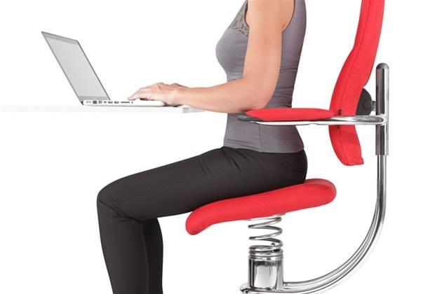 sedia ergonomica