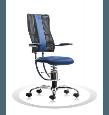 Sedia per computer Hacker R502 crom