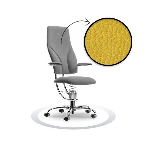 sedia ergonomica Navigator R104 cromato Spinalis