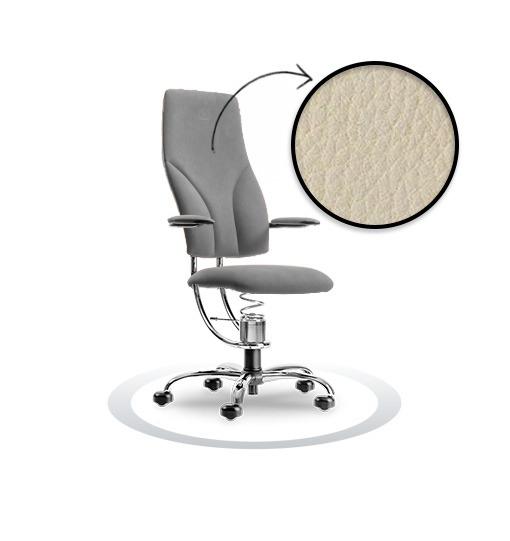 sedia ergonomica Navigator R115 cromato Spinalis