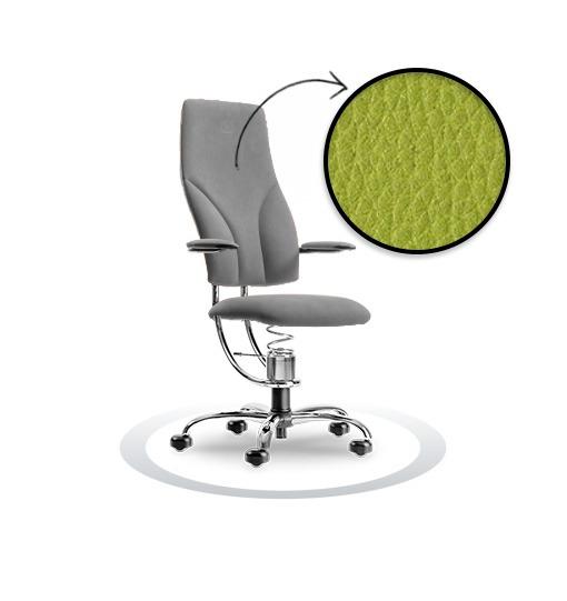 sedia ergonomica Navigator R127 cromato Spinalis