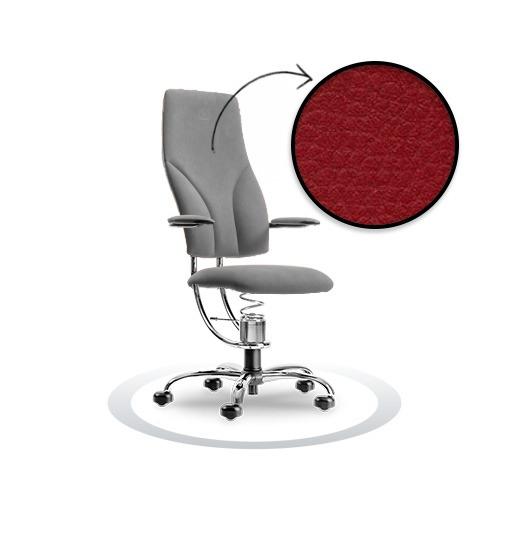 sedia ergonomica Navigator R303 cromato Spinalis