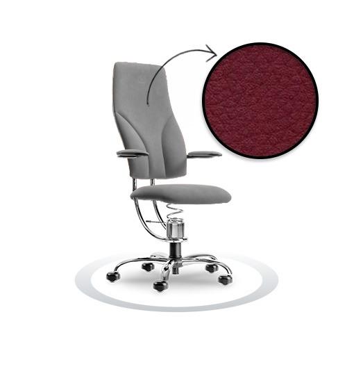 sedia ergonomica Navigator R304 cromato Spinalis