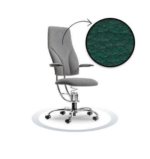 sedia ergonomica Navigator R604 cromato Spinalis