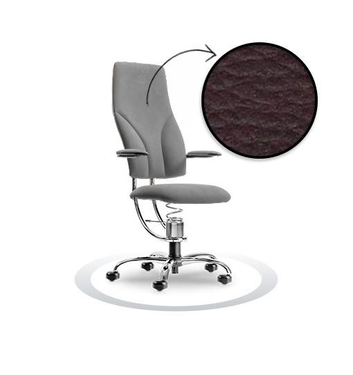 sedia ergonomica Navigator R824 cromato Spinalis