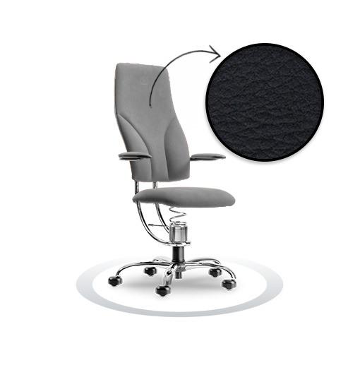 sedia ergonomica Navigator R904 cromato Spinalis