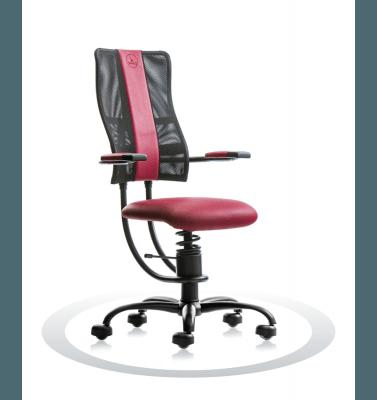 Sedia ergonomica SpinaliS Hacker R304
