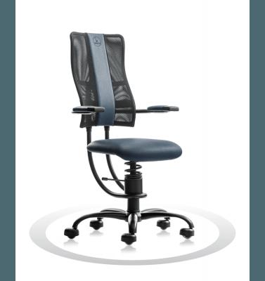 Sedia ergonomica per computer-SpinaliS Hacker R500