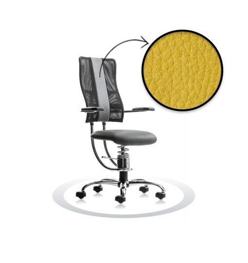 sedia per computer SpinaliS Hacker R104 cromato