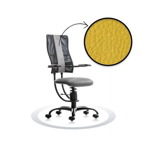 sedia per computer SpinaliS Hacker R104