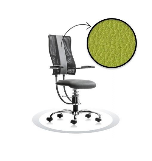 sedia per computer SpinaliS Hacker R127 cromato