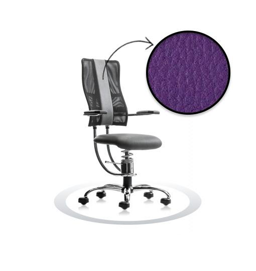 sedia per computer SpinaliS Hacker R405 cromato