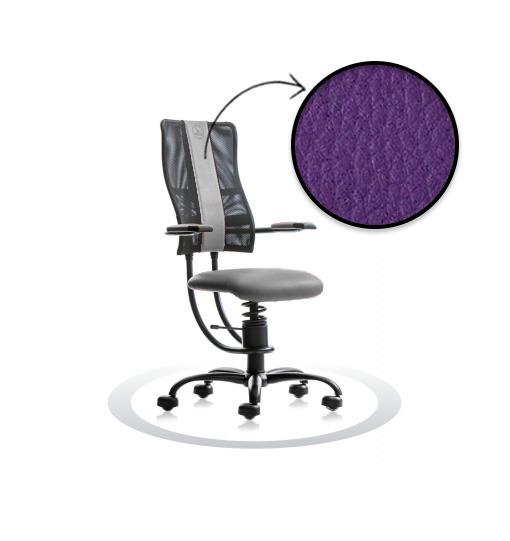 sedia per computer SpinaliS Hacker R405