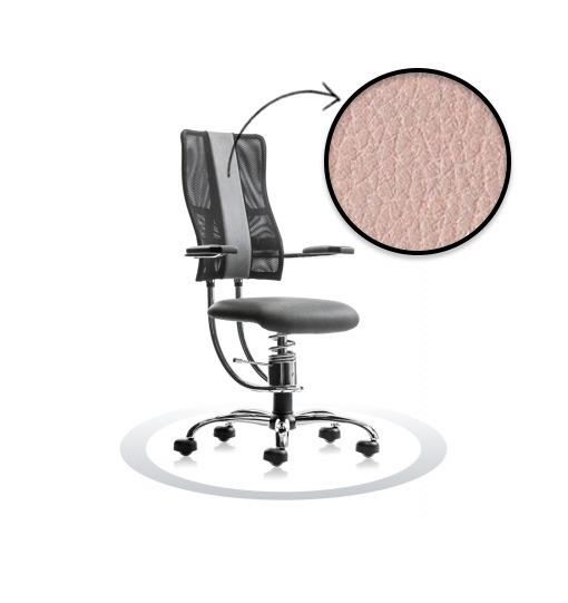 sedia per computer SpinaliS Hacker R409 cromato