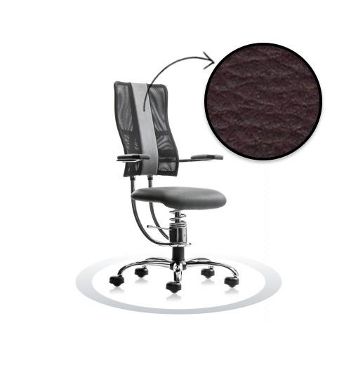 sedia per computer SpinaliS Hacker R824 cromato