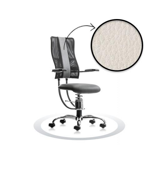 sedia per computer SpinaliS Hacker R901 cromato