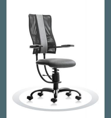Sedia per pc SpinaliS Hacker R711