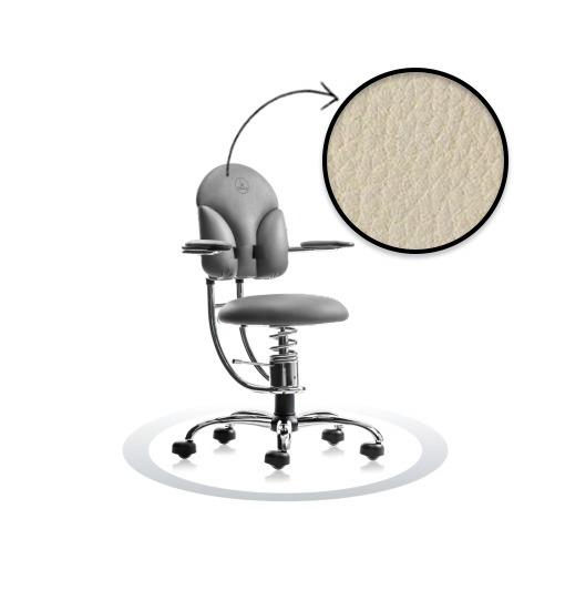 sedie da ufficio ergonomiche SpinaliS Basic R115 cromato