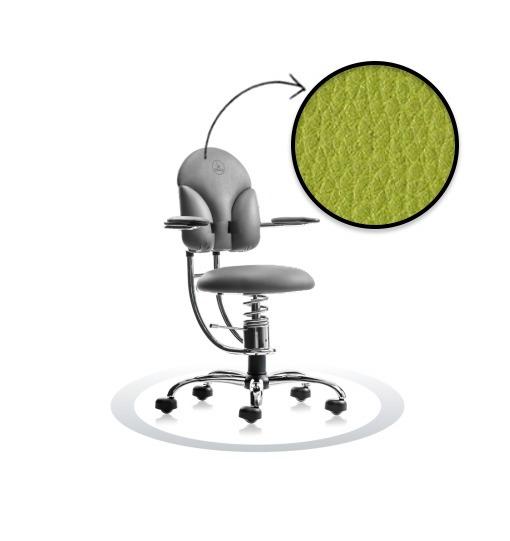 sedie da ufficio ergonomiche-SpinaliS Basic R127 cromato