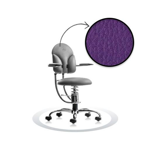 sedie da ufficio ergonomiche SpinaliS Basic R405 cromato