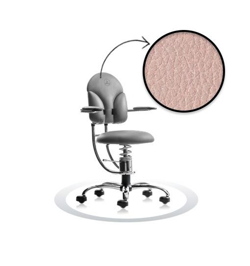 sedie da ufficio ergonomiche SpinaliS Basic R409 cromato