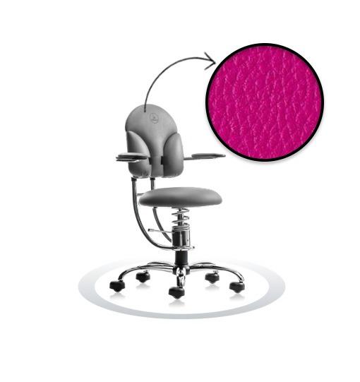 sedie da ufficio ergonomiche SpinaliS Basic R410 cromato