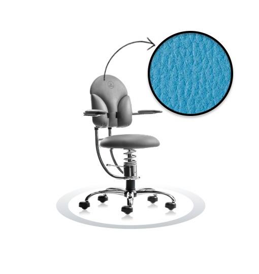 sedie da ufficio ergonomiche SpinaliS Basic R512 cromato