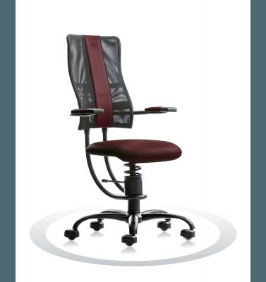 Sedie per pc SpinaliS Hacker R824