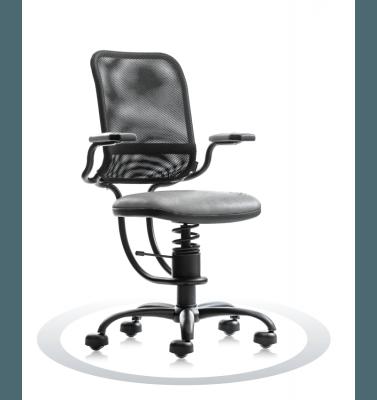Sedie ufficio ergonomiche SpinaliS Ergonomic R711